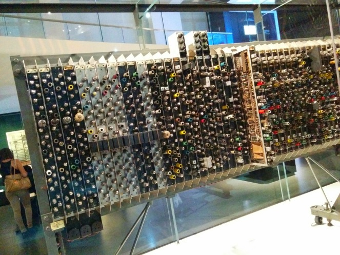 Turing's Advanced Computing Engine